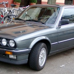 Restauration BMW E30